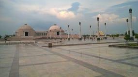 Schönes Bild von Ambedkar-Park Lizenzfreies Stockbild