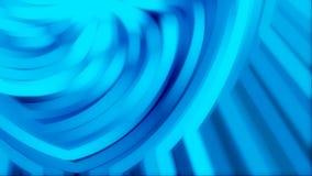 Schönes Blau verwischte gewellten gestreiften Hintergrund für Ihr Design Lizenzfreie Stockfotografie