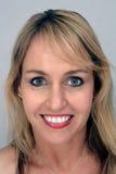 Schönes blondes Headshot (1) Stockfotos
