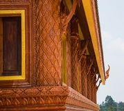 Buddhistisches Gebäude Lizenzfreies Stockfoto