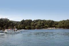 Schönes Cavtat in Kroatien Lizenzfreie Stockfotos