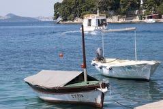 Schönes Cavtat in Kroatien Stockfotos
