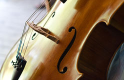 Cello Stockbild