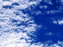 Schönes cloudscape Stockfotos