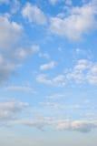 Schönes cloudscape Lizenzfreie Stockbilder