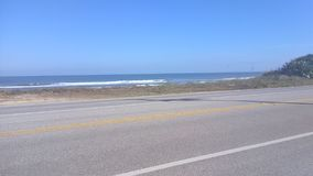 schönes Daytona Beach Stockfotos