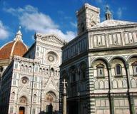 Schönes Dumo, Florenz, Lizenzfreies Stockfoto