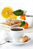 Schönes Frühstück Stockbilder