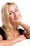 Schönes Frauenportrait Lizenzfreie Stockfotos
