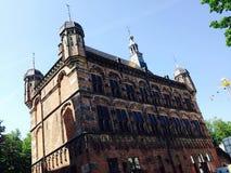 Schönes Gebäude Lizenzfreies Stockfoto