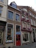 Schönes Gebäude in Maastricht Stockbilder