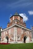 Schönes Gebäude. Mostovaya Kontrollturm Lizenzfreies Stockbild
