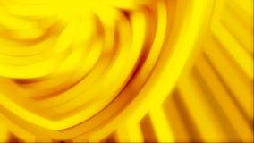Schönes Gelb verwischte gewellten gestreiften Hintergrund für Ihr Design Lizenzfreies Stockfoto