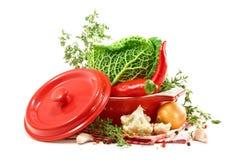 Schönes Gemüse Lizenzfreie Stockfotos