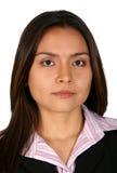 Schönes Geschäftsfrauportrait Lizenzfreie Stockbilder