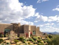 Schönes großes Adobe-Arthaus Lizenzfreie Stockbilder