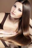 Schönes Haar lizenzfreie stockbilder