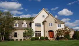 Schönes Haus 1 Lizenzfreie Stockfotos