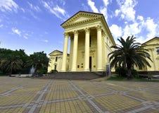 Schönes historisches Gebäude Lizenzfreie Stockfotos