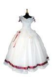 Schönes Hochzeitskleid Lizenzfreie Stockfotos