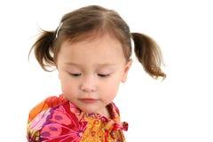 Schönes japanisches amerikanisches Kleinkind Lizenzfreie Stockfotos
