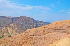 Schönes Jordanien Stockfotografie