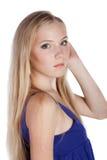 Schönes junges Mädchen lizenzfreies stockbild