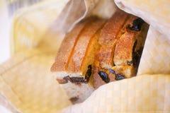 Schönes köstliches Brot Stockfoto