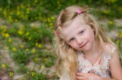 Schönes Kind Lizenzfreies Stockbild