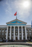 Schönes Kirgizstan Stockfotografie