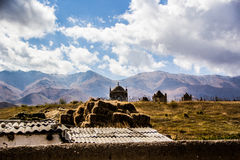 Schönes Kirgizstan Lizenzfreies Stockfoto