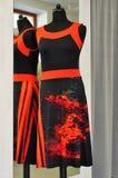 Schönes Kleid Stockbild