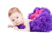 Schönes kleines Baby stockbilder