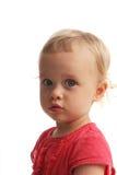 Schönes kleines Mädchen 5 lizenzfreies stockfoto