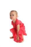 Schönes kleines Mädchen stockbilder
