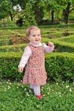 Schönes kleines Mädchen Lizenzfreie Stockfotografie