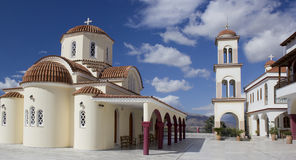 Schönes Kloster schaffen herein Lizenzfreie Stockbilder