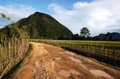 Schönes Laos Lizenzfreie Stockfotos