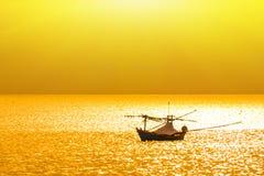 Schönes Licht von der Natur bei Sonnenuntergang jeden Tag Stockfoto