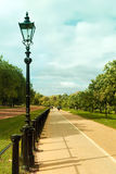 Schönes London Hyde Park stockbild