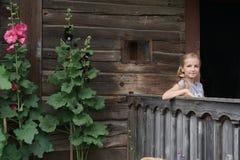 Schönes Mädchen Lizenzfreies Stockfoto