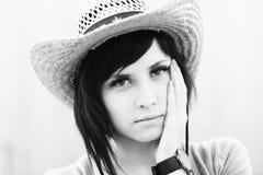 Schönes Mädchen Lizenzfreie Stockfotografie