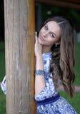 Schönes Mädchen stockfotografie