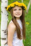 Schönes Mädchen Stockfoto