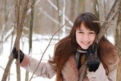 Schönes Mädchen der Portraits Stockbilder