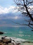 Schönes Meer Stockbilder