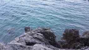 Schönes Mittelmeer stock footage