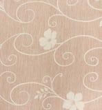 Schönes Muster auf Gewebepapierbeschaffenheit Lizenzfreie Stockfotografie