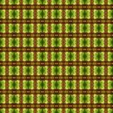 Schönes nahtloses Ostteppichdekorationsmuster, abstrakte Verzierung von um und Quadrat oder Rautenelemente Das Beschaffenheit bac Stockbild