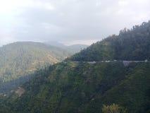 Schönes Nepal Stockfoto